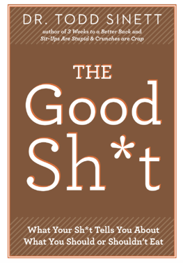 THE GOOD SHIT book by Dr. Sinett