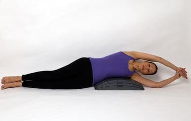 Side Lying Stretch