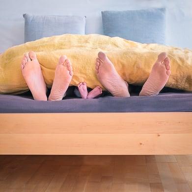 feet imbalance